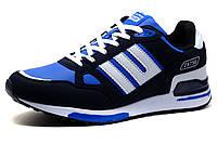 Кроссовки мужские, голубые, фото 1