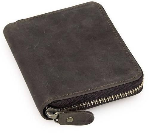 Небольшой мужской кожаный кошелек S.J.D. 8083R