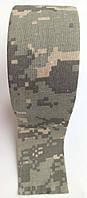 Скотч для маскировки оружия Mil-Tec At-Digital (цифра) 10 м/50 мм (15934070)