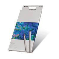 Карандаши цветные Марко (Marco Raffine) профессиональные 12 цв. картонная коробка