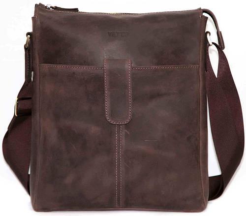 Оригинальная мужская сумка через плече VATTO Mk18Kr450, коричневый