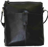 Классическая мужская сумка через плече VATTO Mk18Kaz1, черный
