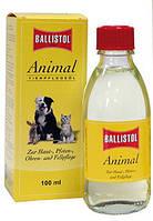 Масло по уходу за животными Klever Ballistol (баллистол) Animal 100 мл (2651)