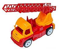 Детская Пожарная машинка Алекс от Бамсика