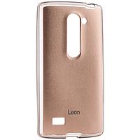 Сумка к мобильным телефонам VOIA для LG Leon Jell Skin Gold