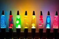 Лава лампа, парафиновая лампа 31 см  - Motion Lamp