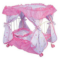 Кроватка 9350 E для кукол
