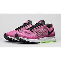 Женские кроссовки Nike Air Zoom Pegasus 32 розовые с черным