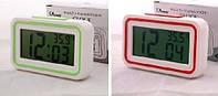 Часы Будильник (говорящие) KK-9905 TR