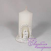 """Свадебная свеча """"Молодожёны"""""""