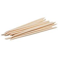 Апельсиновые палочки для маникюра 15 см (10 шт)