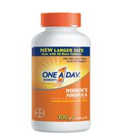 One A Day Womens витамины инструкция - фото 5