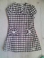 Платье сарафан для девочки Турция (шерсть)