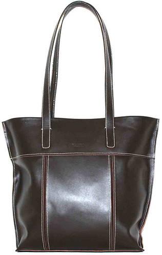 Женская вместительная сумка из кожи VATTO Wk38 Kaz400
