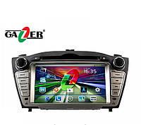 Автомобильная мультимедийная система Gazer CM272-EL (Hyundai IX 35)