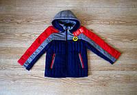 Куртка на мальчика весна/осень 29-33