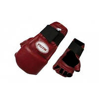 Перчатки для рукопашного боя (кунг-фу) Кожа MATSA -0066