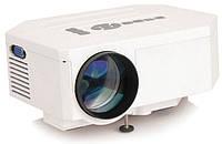 Качественный проектор LED UC30 1500 lm HDMI 2xUSB VGA