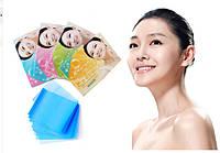 Матирующие салфетки Oil control tissue