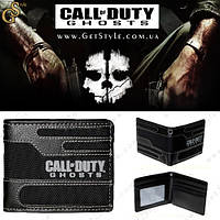 """Кошелек Call of Duty - """"Ghosts Wallet"""""""