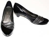 Туфли для женщин кожаные