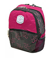 Розовый рюкзак унисекс