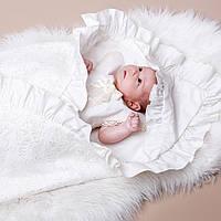 Конверт-одеяло для выписки от Miminobaby Варвара