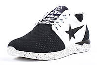 Спортивные кроссовки из кожи Flex
