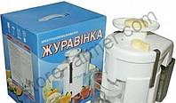 Электросоковыжималка Журавинка СВСП-102П (с шинк., 160 Вт)
