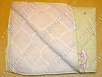 Детское одеяло-плед овчина 105х140