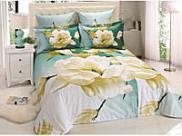 Arya Комплект постельного белья семейный сатин 3D Manolya