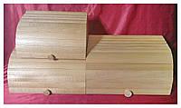 Хлебница деревянная набор из 3х