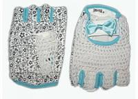 Перчатки женские для велосипедистов