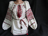 """Вышиванка """"Традиция"""" , ручная вышивка"""