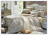 Arya Комплект постельного белья семейный сатин 3D Derry