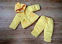 Набор куртка и штаны для девочки РАСПРОДАЖА