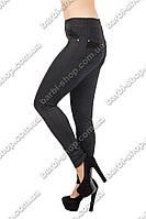 Стильные женские брюки в клетку 859