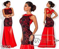 Элегантное молодежное вечернее платье ВЖ884