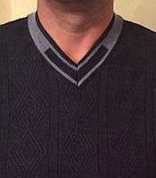 Классические мужские турецкие свитера больших размеров