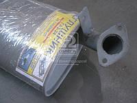 Глушитель ГАЗ 2410 (производитель Украина) 24-1201008