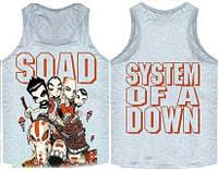 Майка System Of A Down (комикс)