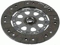 Диск сцепления Opel (производство Sachs ), код запчасти: 1864001612