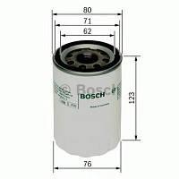 Фильтр масляный (производство Bosch ), код запчасти: 0451103074