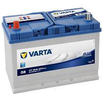 Аккумулятор   95ah-12v varta bd(g8) (306х173х225),l,en830                                            (производство Varta ), код запчасти: 595405083