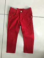 Детские штаны на резинке, одежда для мальчиков 86-110