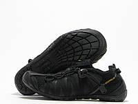 Кроссовки детские BONA черные, сетка