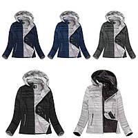 Куртка женская весенняя больших размеров