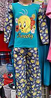 Детская пижама для девочки 0035 штаны