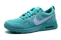 Кроссовки унисекс Nike Air Max, бирюзовые, р. 37 38, фото 1