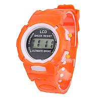 Детские электронные наручные часы Kinder Freud Arancione